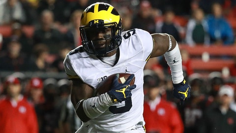 Jabrill Peppers, Michigan, LB/DB/KR/RB/WR