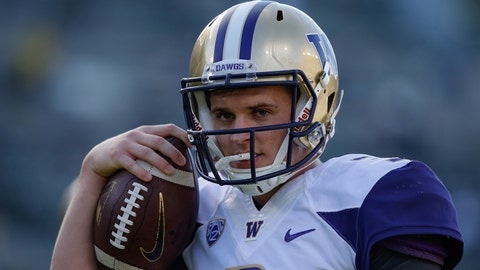 Jake Browning, Washington, QB: