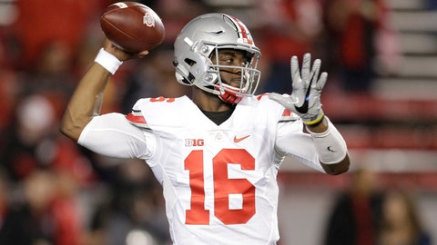 Ohio State at Penn State (+19.5)