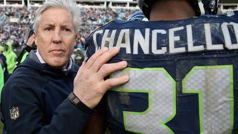 Kam Chancellor, S, Seahawks (groin): Out