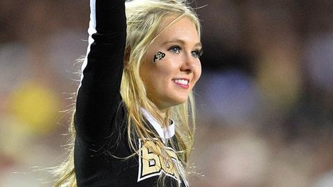 Colorado cheerleader