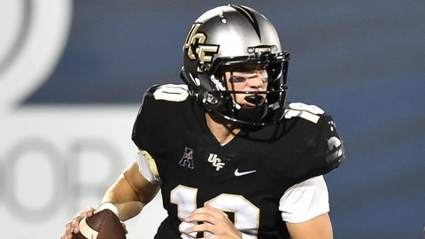 Cure Bowl: UCF vs. Georgia Southern