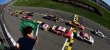 Top 10 active drivers at Kansas Speedway