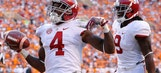 FOX Four: The College Football Playoff rankings after Week 7