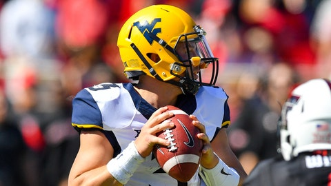 West Virginia at Oklahoma State (+3.5)