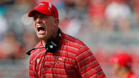 Western Kentucky head coach Jeff Brohm