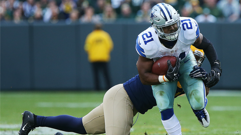 Cowboys 30, Packers 16