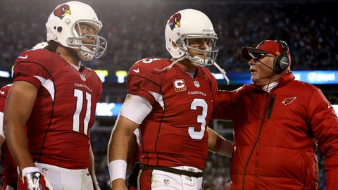 Carson Palmer knows he needs to be better