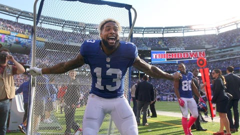 What should you do with Odell Beckham Jr.?