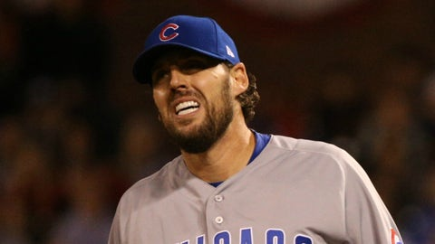 John Lackey is 10 times more emotional than that