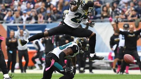 Jacksonville Jaguars (last week: 27)
