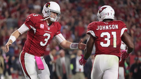 Arizona Cardinals: C-