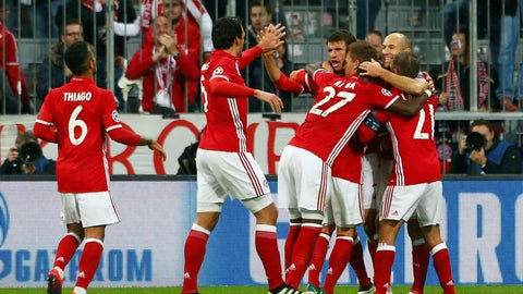 Bayern still know how to win