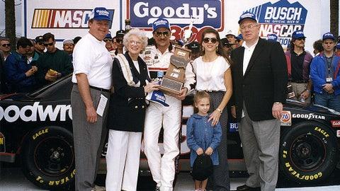 Dale Earnhardt, 21 wins