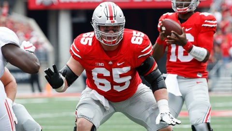 Rimington Trophy: Pat Elflein, Ohio State