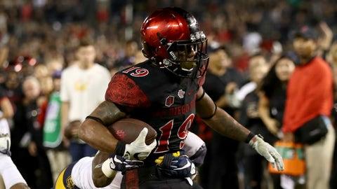 RB: Donnell Pumphrey, San Diego State
