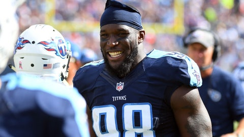 Green Bay Packers at Tennessee Titans, 1 p.m. FOX (711)