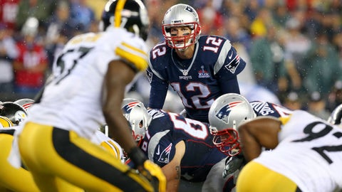 The Steelers are no match for Tom Brady