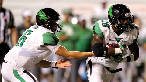 North Texas Mean Green (4-5, 2-3 C-USA)