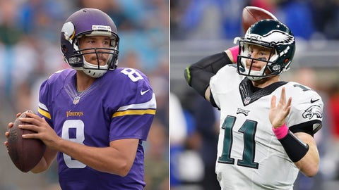 Sam Bradford returns to Philadelphia