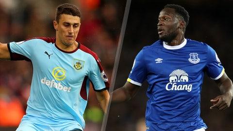 Saturday: Burnley vs. Everton