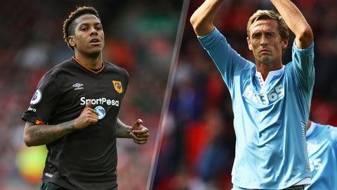 Saturday: Hull City vs. Stoke City