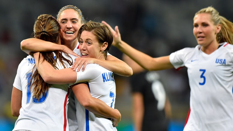 5 things to watch for when the USWNT takes on Switzerland