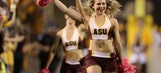 College football cheerleaders: Week 8