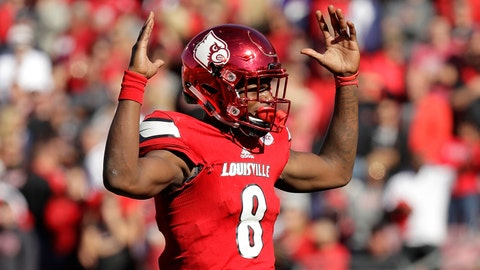Louisville at Boston College (+25)