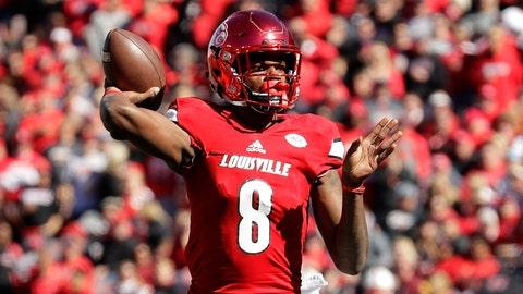 Louisville Cardinals (6-1)