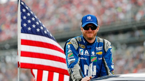 Dale Earnhardt, Jr., auto racing