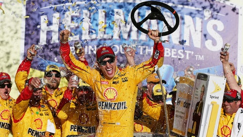 Joey Logano, 92 points