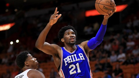 Philadelphia 76ers: Dominating Rookie of the Year voting