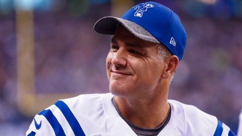 Indianapolis Colts: Adam Vinatieri