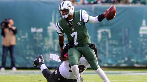 Three New York Jets QBs have a bad day