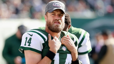 Ryan Fitzpatrick rips everyone