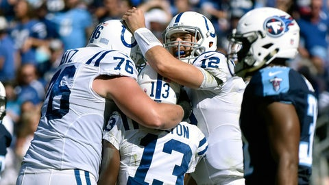 Colts 34, Titans 26
