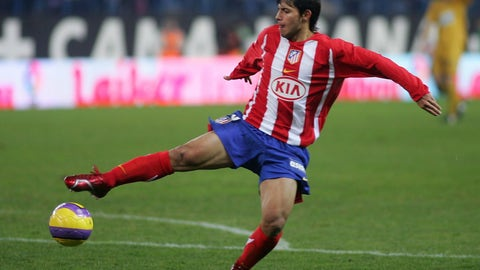 2007: Sergio Aguero