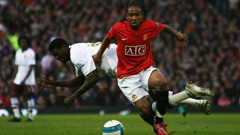 2008: Anderson