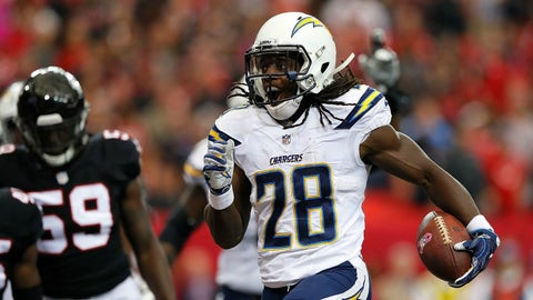 Melvin Gordon explains what led to his running down Wade Phillips