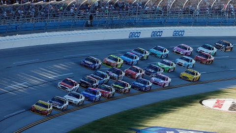 Chase for the Cup Round of 8 grid is set