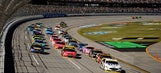 Final running order for the Hellmann's 500 at Talladega