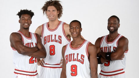 Chicago Bulls: Internal strife turning them into a playoff-bound family