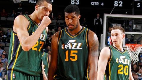 Utah Jazz: Playing a seven-game Western Conference semifinal nail-biter