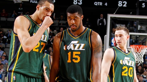 Make a difficult decision when it comes to Derrick Favors