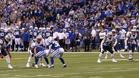 Colts attempt the worst fake punt of all time