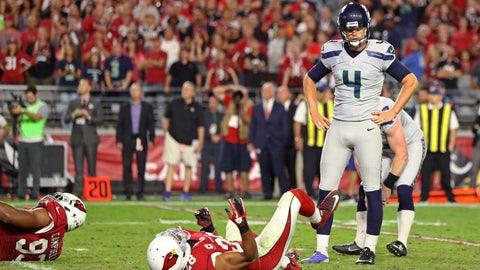 Seattle Seahawks (last week: 4)