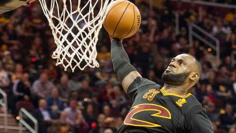 LeBron James wants to reclaim the MVP award