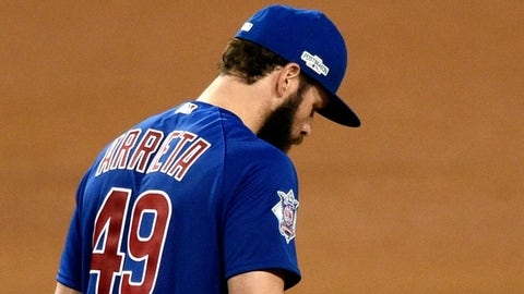 Which Jake Arrieta will show up?