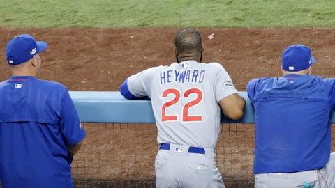 Is Jason Heyward going to bring his bat?